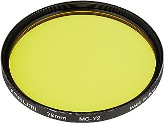 MARUMI 相机用 滤镜 MC-Y2 黑白摄影用