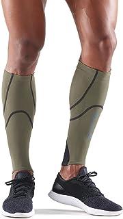 Skins 男士必备小腿紧身裤 - 实用/黑色,S 码