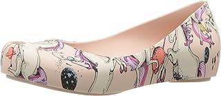 Mini Melissa Mel Ultragirl 3db Mary Jane 儿童平底鞋 Pnk 米色 1 M US 儿童