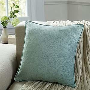 家瑞 雪尼尔午睡抱枕沙发靠垫办公室靠枕床头靠垫套靠包大号腰枕 60X60CM套 未知属性值28337