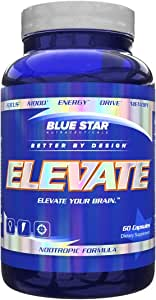 Blue Star Nutraceuticals Elevate 60 粒胶囊