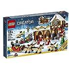 乐高LEGO创意百变高手圣诞老人工作室10245 836元包邮