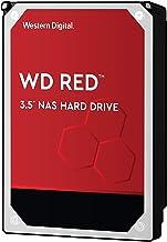 Western Digital 硬盤驅動器 10TB WD Red NAS RAID 3.5英寸 內置硬盤 WD101EFAX-EC