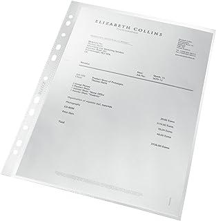 LEITZ 利市re:cycle 复印文件保护套 (透明 25个/袋)