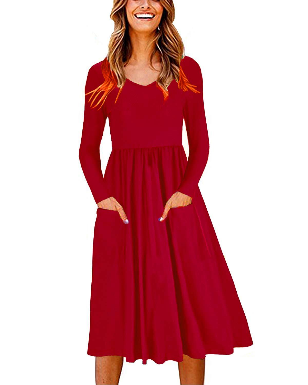 MISSLOOKの女性の長袖Tシャツは、カジュアルなドレススカートアッパー上着