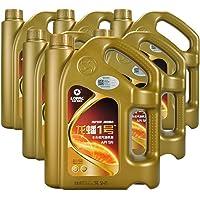 龙蟠 全合成机油汽油汽车发动机润滑油 龙蟠1号 SN5W40 4L 6瓶装