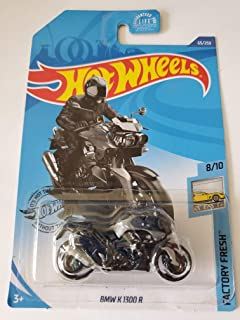 Hot Wheels 2020 工厂新鲜宝马 K 1300 R 灰色 65/250