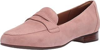 Clarks 女式 Un Blush Go 乐福鞋