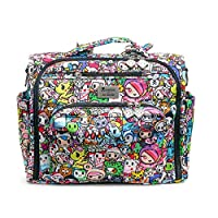 Ju-Ju-Be Tokidoki Collection B.F.F. 可转换尿布包,标志性 2.0