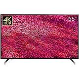 TOSHIBA 东芝 65U7600C 65英寸 超薄4k安卓智能超高清电视(至薄处约0.99cm)黑晶靓屏(由东芝厂家直接发货)