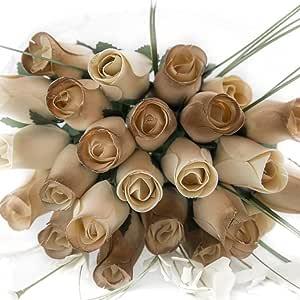原木玫瑰花束,1,2或3打 50 Year Anniversary 3 Dozen 3 doz 50 year Anniversary