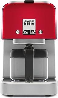 Kenwood kMix 咖啡机,1200瓦,新系列,过滤咖啡机,6杯(750毫升) 红色 COX750RD