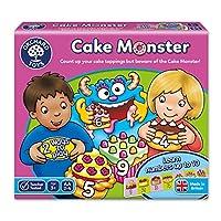 Orchard Toys 桌面游戏 蛋糕怪物(亚马逊进口直采,英国品牌)