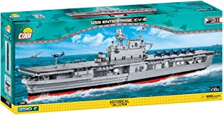 COBI 历史系列 USS 企业 (CV-6)