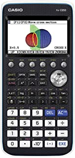 Casio FX - cg50图形计算器带高分辨率彩色显示屏 ( 吸塑包装 )