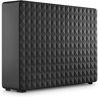 Seagate 希捷 桌面式 USB 3.0 移动硬盘 黑色 8TB