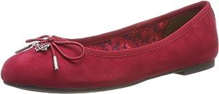 Tamaris 女士1-1-22121-23 693 封闭芭蕾舞鞋