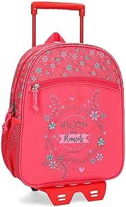 MOVOM Enjoy 儿童背包 32 厘米 8.64 粉色(玫瑰色)
