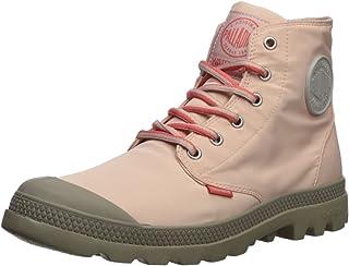 palladium 女式 puddle 及踝靴 粉色 13 B(M) US