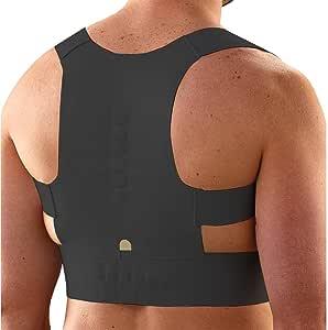 Beautyko 磁力姿矫正支撑垫,配有 400 个盖斯磁铁,黑色,大号