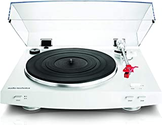 Audio Technica Turntable at LP 3 WH 白色AT-LP3WH