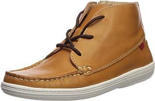 MARC JOSEPH 纽约儿童皮革巴西制造及踝靴乐福鞋