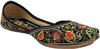 Stop n Style Punjabi Jutti 女士犹特提鞋Rajasthani Jutti 印度 Jutti Mojari Online