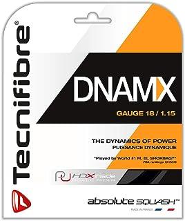 Tecnifibre(Tecnifibre) 壁球用制动器、间隔1.15mm DNAMX 1.15 TF DN 115 黑色 1.15