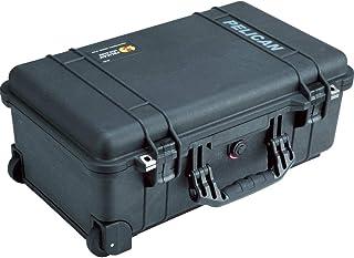 PELICAN 派力肯 #1510 摄影器材防护箱中型拉杆箱 (黑色) 含标准海绵