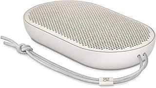 B&O PLAY P2 Beoplay 便携式无线蓝牙音箱 内置麦克风 免提通话蓝牙扬声器 砂岩色