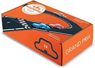Waytoplay,Grand Prix,灵活游戏公路,384厘米赛车轨道