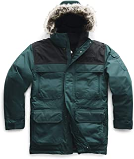 The North Face 男式 McMurdo Parka III