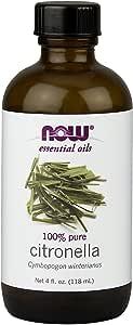Now Foods 纯香茅精油(Citronella Oil)118ml(2瓶)