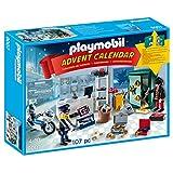 Playmobil Advent Calendar,Jewel Thief 警车,*实用,金钱箱功能