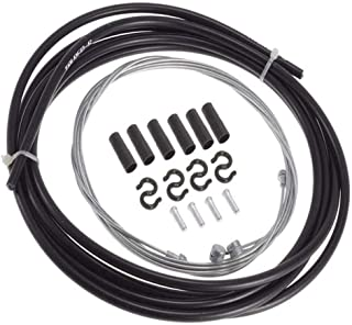 Eyech 通用自行车制动电缆外壳更换套件适用于 Moutain 公路自行车 MTB 自行车维修