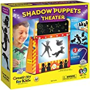 Creativity for Kids Shadow Puppets Theater