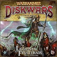 Fantasy Flight Games FFGD0072 战锤桌游 Diskwars 圆盘之战-黑暗军团