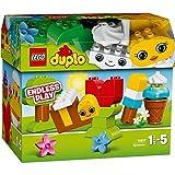 LEGO 乐高 DUPLO得宝系列乐高 得宝 创意盒 10817 1½-5岁 积木玩具 婴幼