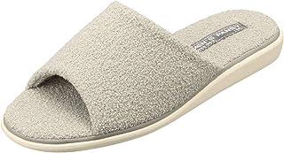 PANCHY 日本制造 男式室内鞋 拖鞋 穿着方便 室内外兼用 绒毛柔软 PN9650