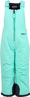 Arctix 婴儿/幼儿胸前高雪围兜连体衣 2T 蓝色 1575-60-2T -60-2T
