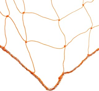 Goal Sporting Goods 足球网,8x24 英尺/2.5 毫米,橙色/橙色