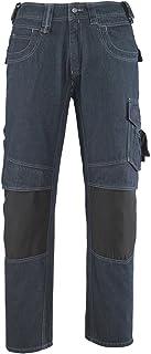 """Mascot 13279-207-B52-82C47""""Milton""""牛仔裤,L82cm/C47,蓝色牛仔布"""