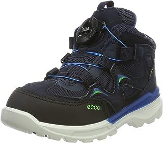 ECCO 爱步 中性 儿童 都市徒步 经典靴