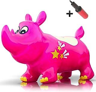 WALIKI Toys 弹跳马 Hopper Mr Jones (跳马,可充气骑行马,儿童骑行马