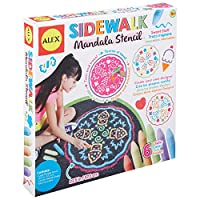 ALEX Toys Artist Studio Sidewalk Mandala with Sweet Stuff Designs