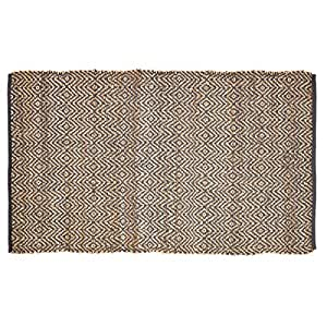 VHC Brands Zuma 黑色地毯