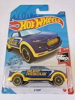Hot Wheels 2020 Hw Rescue 2-Tuff,蓝色 185/250