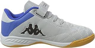 Kappa Hattrick 男女通用款 儿童 运动鞋 Silber (Silver/Blue 1560) 32 EU