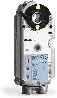 Siemens GEB131.1U 非彈簧回轉電子阻尼器制動器,3 位,24 伏交流電