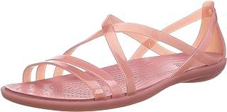 Crocs 女士 Isabella 系带凉鞋